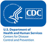 US Department of Health and Human Services Centers for Disease Control and Prevention Logo