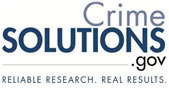 crime solutions logo